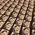 Salvador Dalì cioccolato